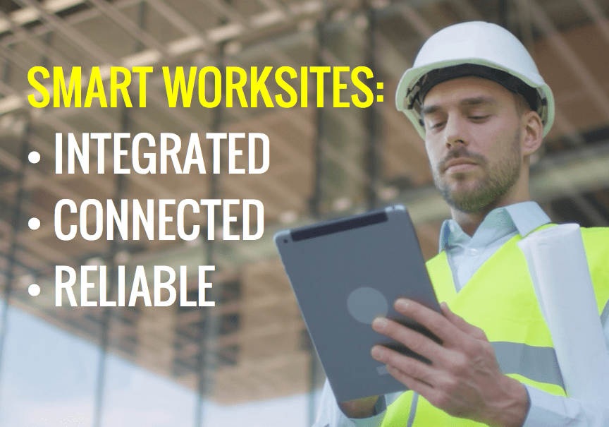Traits of a smart worksite